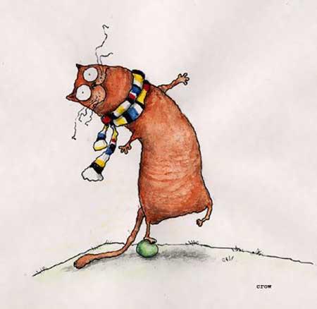 фото нарисованной собаки