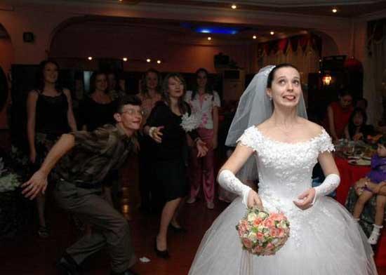 Самые смешные невесты