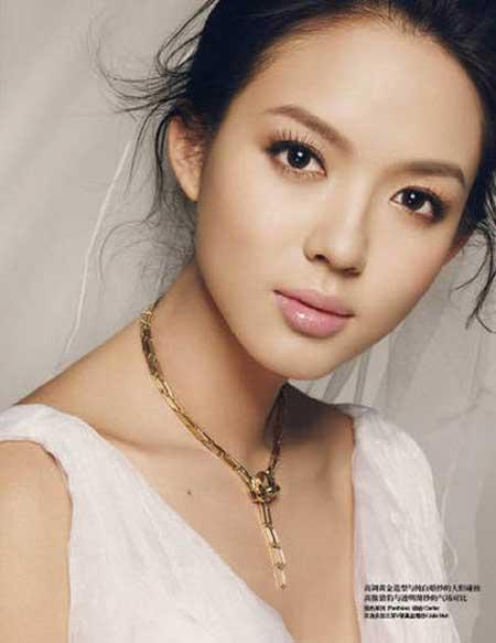 Красивые девушки Азии