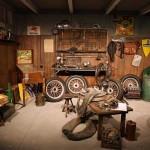 Дизайн гаража — фото