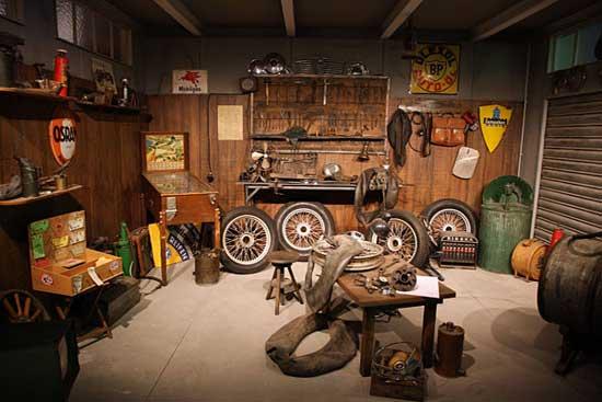 Дизайн гаража - фото