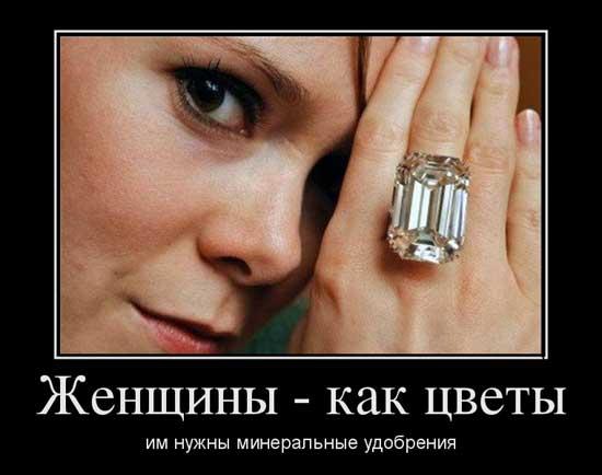 Смешные демотиваторы про женщин