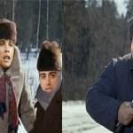 Месси и Роналдо — смешные картинки