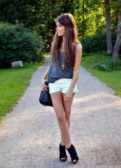 Самые красивые девушки социальных сетей