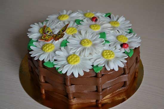 Интересные идеи тортов