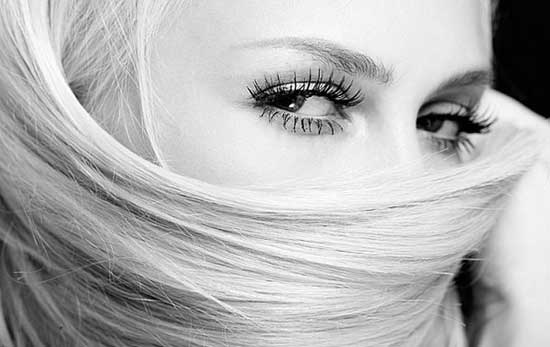 Черно белые ретро фото девушек