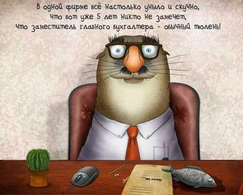 Смешные картинки про бухгалтеров