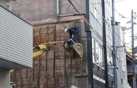 Приколы строительства
