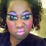 Смешной макияж — фото