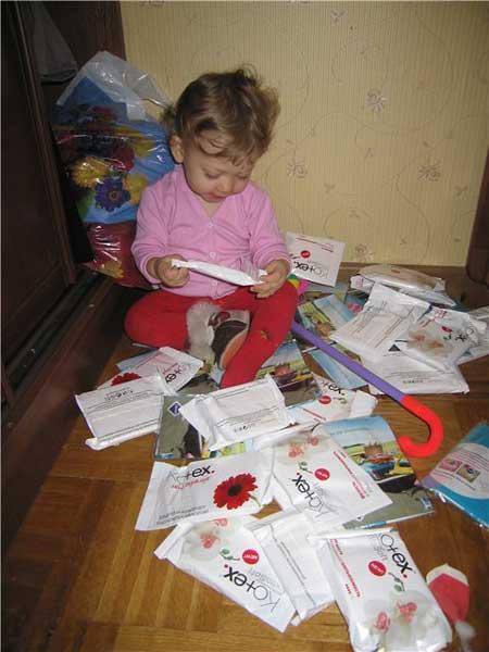 Картинки - любознательные дети