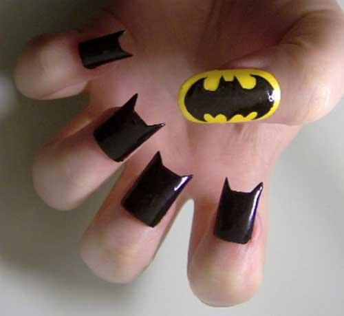 Прикольные ногти