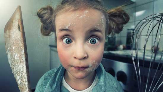 Смешные фото маленьких девочек