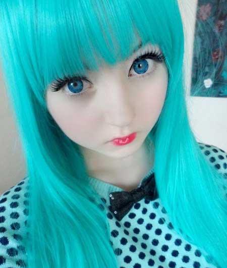 Фото девушек кукол