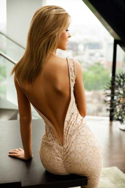Классные фото девушек со спины