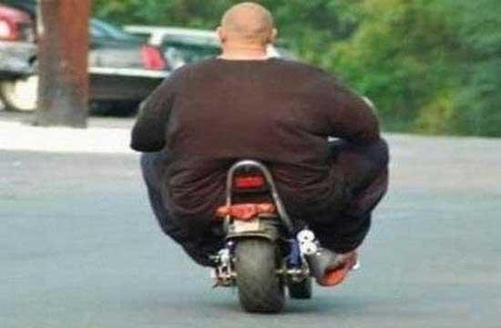 Жирные люди - фото приколы
